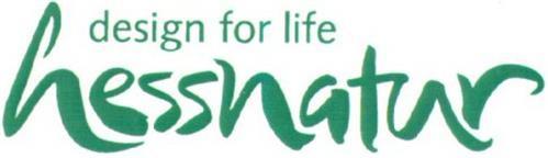 DESIGN FOR LIFE HESSNATUR