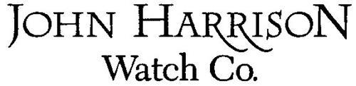 JOHN HARRISON WATCH CO.