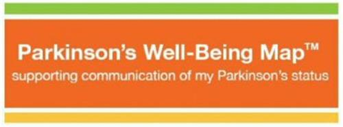 PARKINSON'S WELL-BEING MAP SUPPORTING COMMUNICATION OF MY PARKINSON'S STATUS