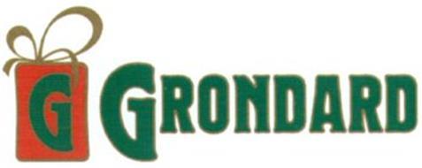 G GRONDARD