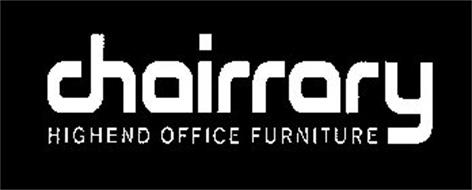 CHAIRRARY HIGHEND OFFICE FURNITURE