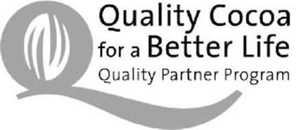Q QUALITY COCOA FOR A BETTER LIFE QUALITY PARTNER PROGRAM