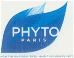PHYTO PARIS HEALTHY AND BEAUTIFUL HAIR THROUGH PLANTS