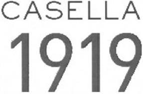 CASELLA 1919