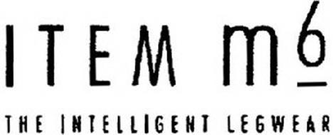 ITEM M6 THE INTELLIGENT LEGWEAR