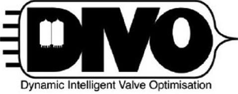 DIVO DYNAMIC INTELLIGENT VALVE OPTIMISATION