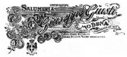 SALUMERIA GIUSEPPE GIUSTI MODENA CASA FONDATA NEL 1605