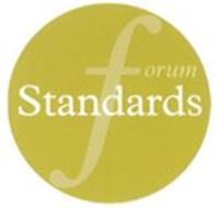STANDARDS FORUM