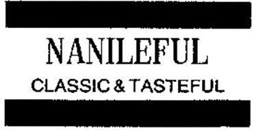 NANILEFUL CLASSIC & TASTEFUL