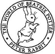 THE WORLD OF BEATRIX POTTER PETER RABBIT
