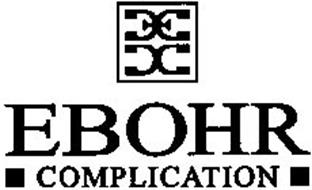 EBOHR COMPLICATION