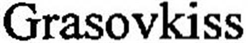 GRASOVKISS