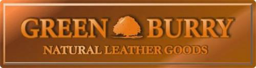 GREEN BURRY NATURAL LEATHER GOODS