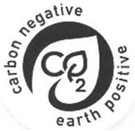 CO 2 CARBON NEGATIVE EARTH POSITIVE