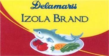 DELAMARIS IZOLA BRAND