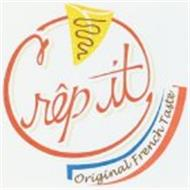 CRÊP'IT ORIGINAL FRENCH TASTE