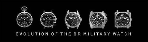 EVOLUTION OF THE BR MILITARY WATCH