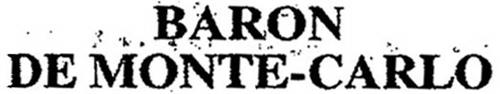 BARON DE MONTE-CARLO