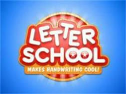 LETTER SCHOOL MAKES HANDWRITING COOL!