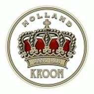 HOLLAND KROON ANNO 1831