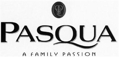 PASQUA A FAMILY PASSION