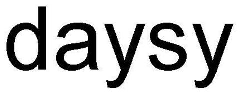 DAYSY