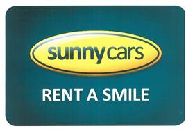SUNNY CARS RENT A SMILE