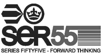 SER 55 SERIES FIFTYFIVE - FORWARD THINKING