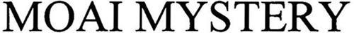 MOAI MYSTERY