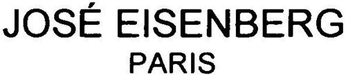 JOSÉ EISENBERG PARIS