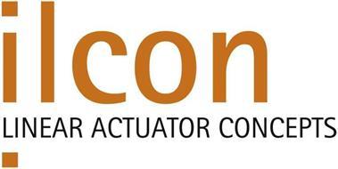 ILCON LINEAR ACTUATOR CONCEPTS