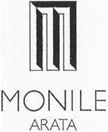 M MONILE ARATA