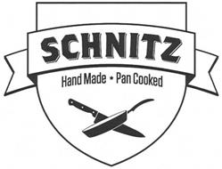 SCHNITZ HAND MADE PAN COOKED