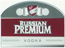 RP RUSSIAN PREMIUM VODKA