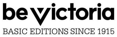 BEVICTORIA BASIC EDITIONS SINCE 1915