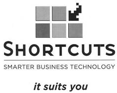 SHORTCUTS SMARTER BUSINESS TECHNOLOGY IT SUITS YOU