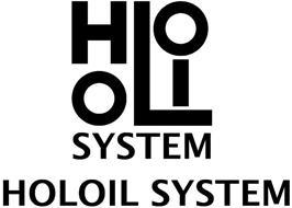 HOLOIL SYSTEM HOLOIL SYSTEM