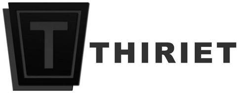 T THIRIET