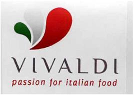 VIVALDI PASSION FOR ITALIAN FOOD