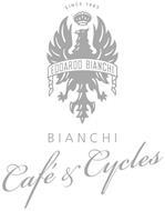 BIANCHI CAFÉ & CYCLES SINCE 1885 EDOARDO BIANCHI