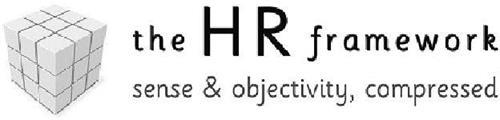 THE HR FRAMEWORK SENSE & OBJECTIVITY, COMPRESSED