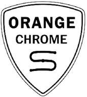 ORANGE CHROME S