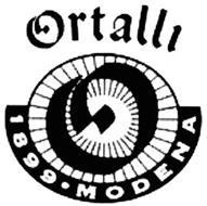 ORTALLI 1899 · MODENA