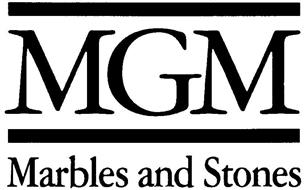 MGM MARBLES AND STONES