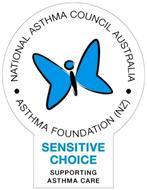 NATIONAL ASTHMA COUNCIL AUSTRALIA ASTHMA FOUNDATION (NZ) SENSITIVE CHOICE SUPPORTING ASTHMA CARE