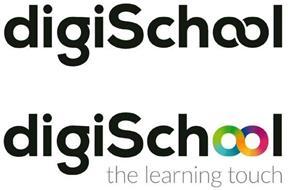 DIGISCHOOL DIGISCHOOL THE LEARNING TOUCH