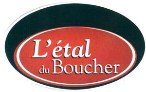 L'ÉTAL DU BOUCHER