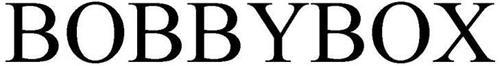 BOBBYBOX