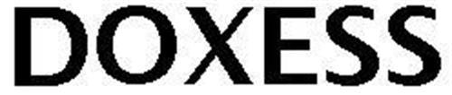 DOXESS