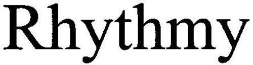 RHYTHMY